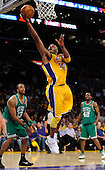Lakers defeat Boston to win 2010 NBA Finals