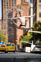 Dance As Art The New York City Photography Project Astor Place NoHo East Village seres with Erika Citrin