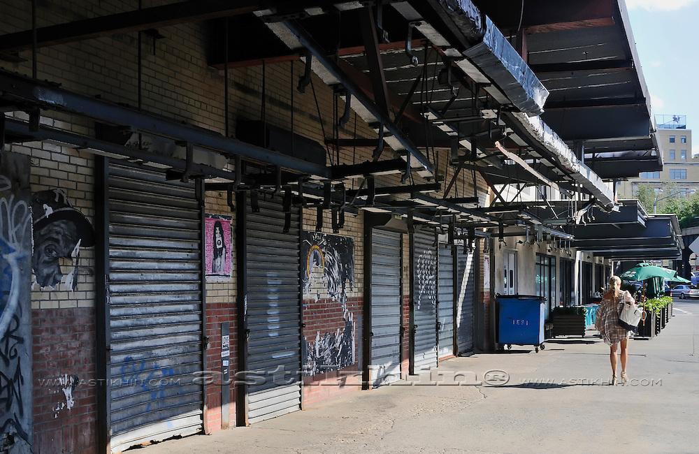 Street of Manhattan