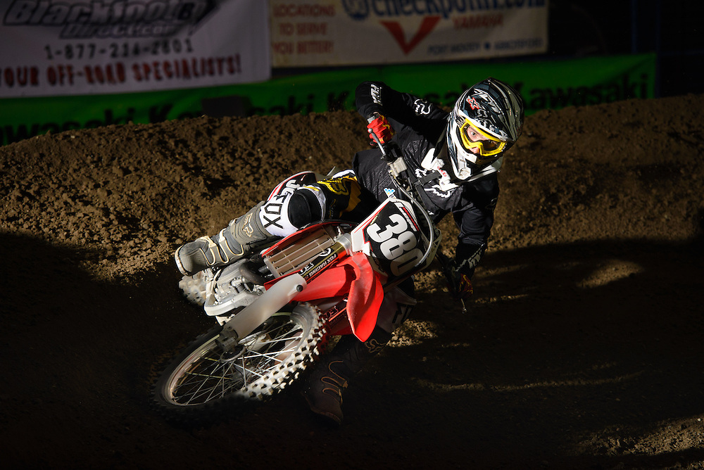 2013-14 Future West Arenacross Series<br /> <br /> November 22, 2013<br /> <br /> Chilliwack, BC