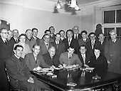 1958 Kildare Mens Association Meeting