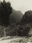 Weg in de richting van de Bromo. 1928 - 1932