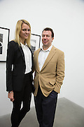 SCOTT RUDMANN; IMOLA FEDOR, Fashion Show: Robert Mapplethorpe. Alison Jacques Gallery. Berners St. London. 10 September 2013
