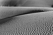 Eureka Valley Sand Dunes at Death Valley National Park