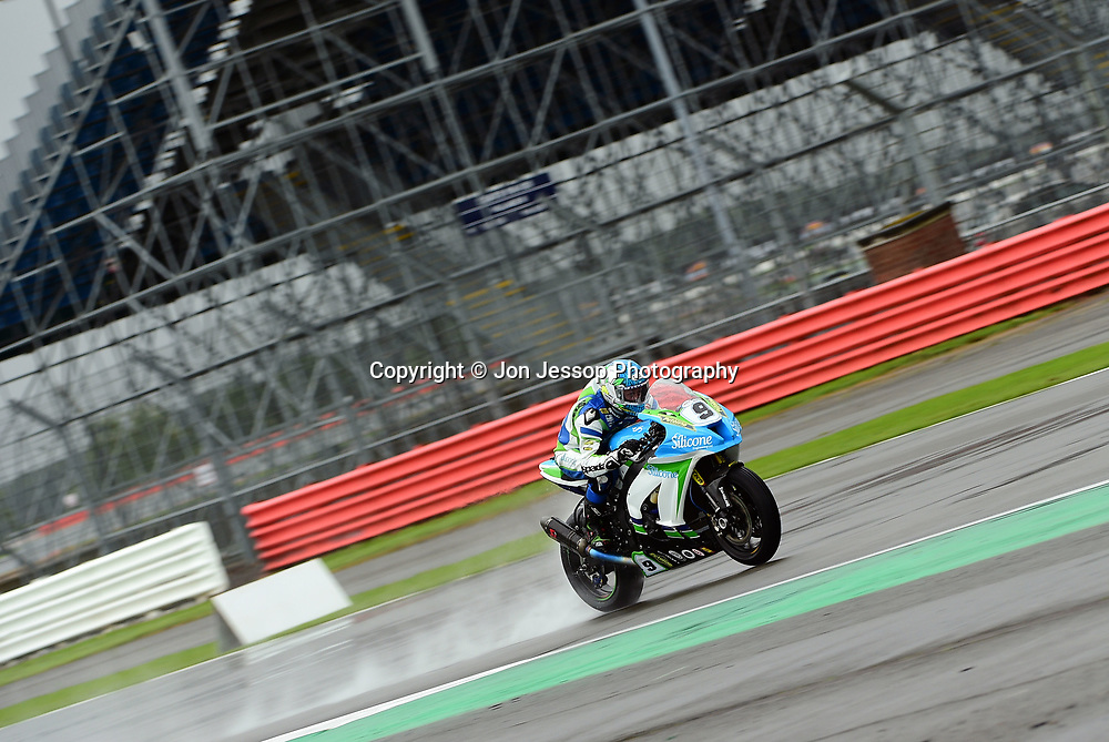 #9 Dean Harrison Silcone Engineering Kawasaki MCE British Superbike Championship