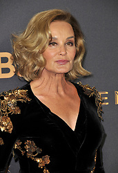 Jessica Lange at the 69th Annual Emmy Awards held at the Microsoft Theater on September 17, 2017 in Los Angeles, CA, USA (Photo by Sthanlee B. Mirador/Sipa USA)