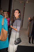 PRINCESS ALIA AL SENUSSI, Preview of Pad. Berkeley Sq. London. 12 October 2015