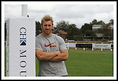 CHRIS ROBSHAW. England and Harlequins captain
