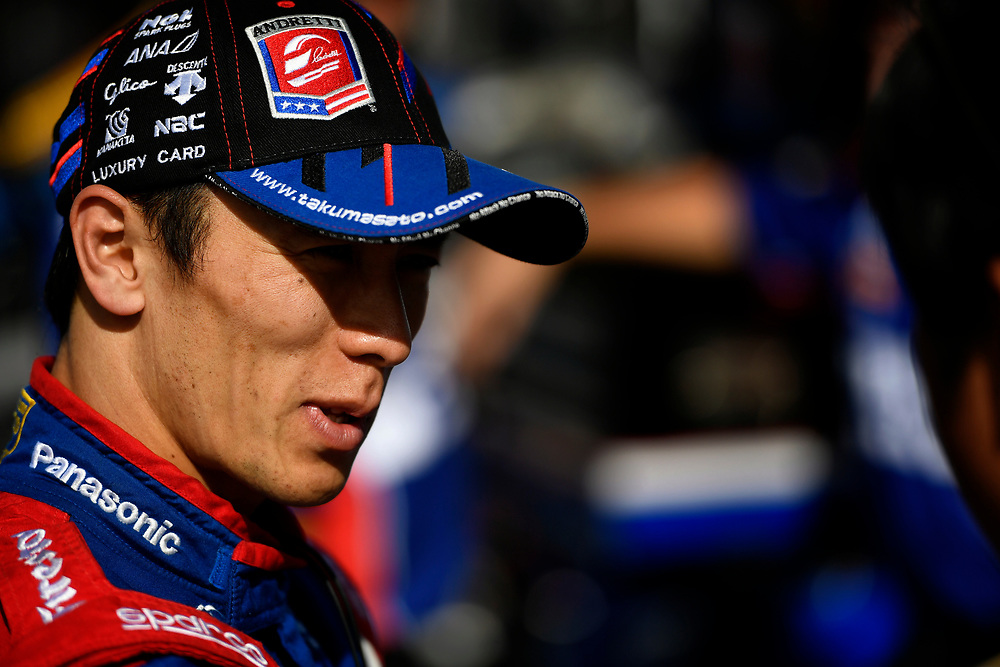 Verizon IndyCar Series<br /> Desert Diamond West Valley Phoenix Grand Prix<br /> Phoenix Raceway, Avondale, AZ USA<br /> Friday 28 April 2017<br /> Takuma Sato, Andretti Autosport Honda<br /> World Copyright: Scott R LePage<br /> LAT Images<br /> ref: Digital Image lepage-170428-phx-325
