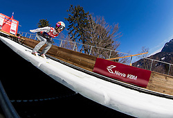Taku Takeuchi (JPN) during Ski Flying Hill Team Competition at Day 3 of FIS Ski Jumping World Cup Final 2016, on March 19, 2016 in Planica, Slovenia. Photo by Vid Ponikvar / Sportida
