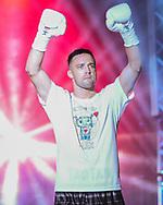 Josh Taylor defeats Miguel Vazquez.