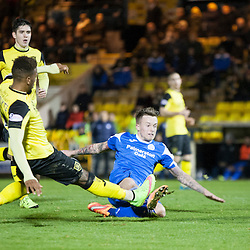 Livingston v Queen of the South | Scottish Championship | 2 January 2016