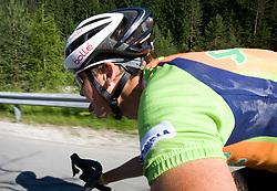 Nik Burjek (SLO) of Sava  at 1st stage of Tour de Slovenie 2009 from Koper (SLO) to Villach (AUT),  229 km, on June 18 2009, in Koper, Slovenia. (Photo by Vid Ponikvar / Sportida)