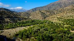 Landscape near the village of Toug el Khe&iuml;r, Morocco, North Africa<br /> <br /> (c) Andrew Wilson | Edinburgh Elite media
