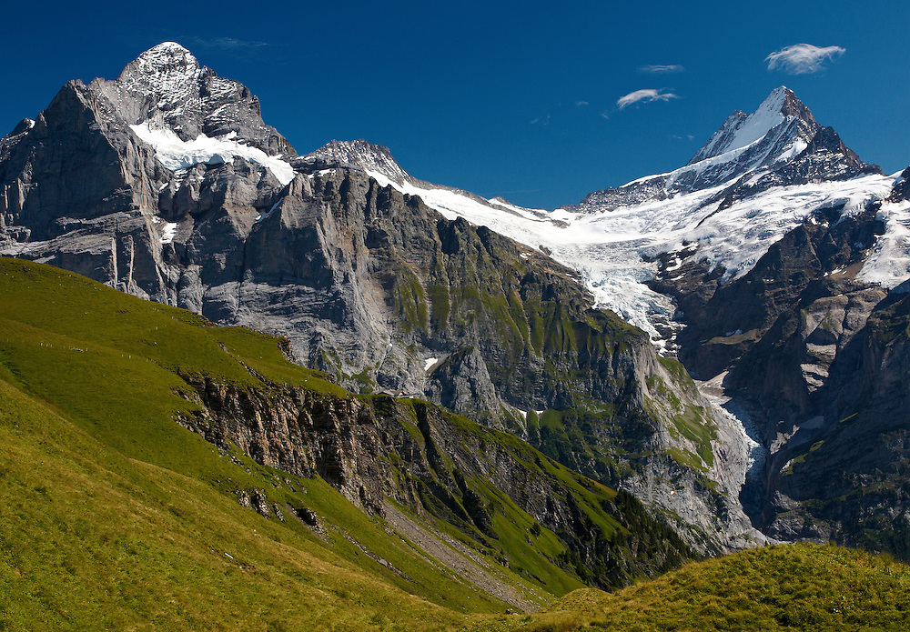 Switzerland - Grindelwald valley