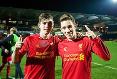 140219 Watford U18 v Liverpool U18