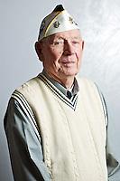 Pearl Harbor survivor Fred Hamelrath