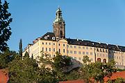 Schloss Heidecksburg, Rudolstadt, Thüringen, Deutschland   castle Heidecksburg, Rudolstadt, Thuringia, Germany