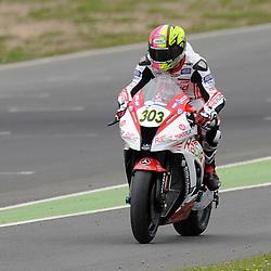British Superbikes, Knockhill, 14-06-2013<br /> <br /> Rapid Solicitors,  Keith Farmer (303)<br /> <br /> (c) David Wardle | StockPix.eu
