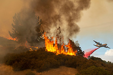 Carr Fire Continues To Rage - California - 30 July 2018