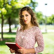 Woodbury School of Business, lifestyle photo shoot on the Campus of Utah Valley University in Orem, Utah, Wednesday June 24, 2015. (August Miller, UVU Marketing)