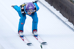 Martin Schmitt of Germany competes during Trial round of the FIS Ski Jumping World Cup event of the 58th Four Hills ski jumping tournament, on January 5, 2010 in Bischofshofen, Austria. (Photo by Vid Ponikvar / Sportida)