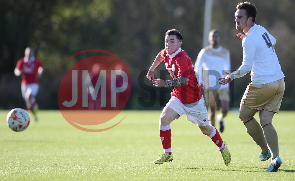 Bristol City's Jamie Horgan   - Photo mandatory by-line: Joe Meredith/JMP - Mobile: 07966 386802 - 03/11/2014 - SPORT - Football - Bristol - Bristol City Training Ground - Bristol City v Colchester - Youth Development League
