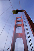 Golden Gate Bridge looking Northeast. Marin CountyPhoto by Jason Doiy