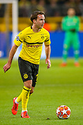 Borussia Dortmund midfielder Mario Götze (10) during the Champions League round of 16, leg 2 of 2 match between Borussia Dortmund and Tottenham Hotspur at Signal Iduna Park, Dortmund, Germany on 5 March 2019.