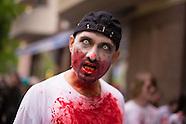 ZombieWalk Helsinki 14.6.2014