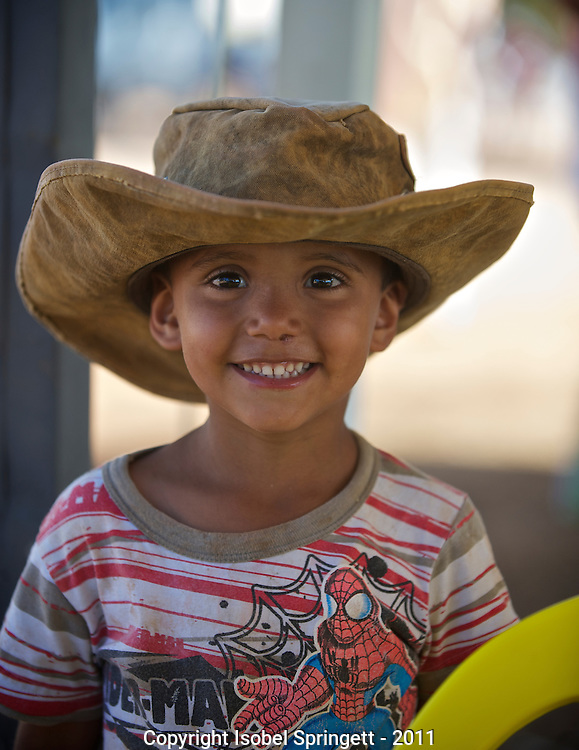 Native Pantanal Boy.<br />  Matto Grosso, Brazil, Isobel Springett