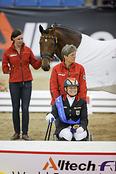 Brenner Hannelore (GER) - Women of the World<br /> Alltech FEI World Equestrian Games <br /> Lexington - Kentucky 2010<br /> © Hippo Foto - Leanjo de Koster