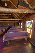 Sawtooth Valley Meditation Chapel