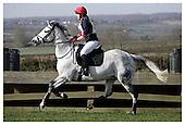 Buckingham Riding Club Eventer Trials. Milton keynes E.C. 5-4-2009. 1