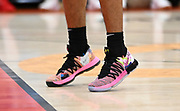 "Tuff Crowd Power Forward Kenyon Martin Jr. plays in a pair of Nike KD 10 ""What the"" color way during a Drew League basketball game, Saturday, June 15, 2019, in Los Angeles.  (Dylan Stewart/Image of Sport)"