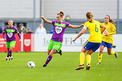 Lucy Graham of Bristol City - Mandatory by-line: Ryan Hiscott/JMP - 14/10/2018 - FOOTBALL - Stoke Gifford Stadium - Bristol, England - Bristol City Women v Birmingham City Women - FA Women's Super League 1