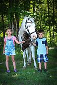 Jenna, Mason & Princess 6-2017