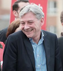 New Scottish Labour leader Richard Leonard, Sunday 19th November 2017<br /> <br /> New Scottish Labour leader Richard Leonard meets MPs, MSPs and volunteers on his first day in charge.<br /> <br /> Pictured: Richard Leonard<br /> <br /> (c) Alex Todd | Edinburgh Elite media