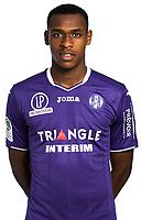Issa Diop during Photoshooting of Toulouse for new season 2017/2018 on September 29, 2017 in Bordeaux, France. <br /> Photo : TFC / Icon Sport