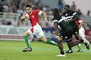 281108 Wales v Zimbabwe Dubai sevens