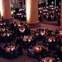 Banquet in the Pension Building in Washington, DC