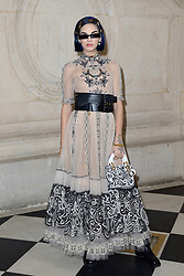 Sita Abellan attending the Christian Dior show as part of the Paris Fashion Week Womenswear Fall/Winter 2019/2020 in Paris, France on February 26, 2019. Photo by Aurore Marechal/ABACAPRESS.COM