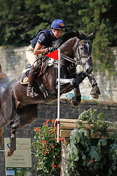 Anssems Janssen Judith (NED) - Whitestone<br /> CIC 2* Arville 2010<br /> © Dirk Caremans