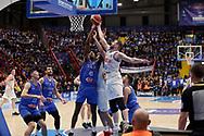 Nicola Akele<br /> Nazionale Italiana Maschile Senior  - Italia Italy <br /> 2021 FIBA 2021 Eurobasket Qualifiers<br /> FIP 2020<br /> Napoli, 20/02/2020<br /> Foto G.Pappalardo/ Ciamillo - Castoria