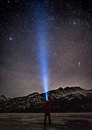 Star shots in Jasper and Nordegg., Alberta, Canada, Isobel Springett