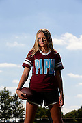Pi Beta Phi football  on Sunday September 11, 2016 in Lexington, Ky.