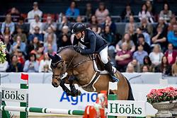 GULLIKSEN Geir (NOR), VDL Groep Quatro <br /> Göteborg - Gothenburg Horse Show 2019 <br /> Gothenburg Trophy presented by VOLVO<br /> Int. jumping competition with jump-off (1.55 m)<br /> Longines FEI Jumping World Cup™ Final and FEI Dressage World Cup™ Final<br /> 06. April 2019<br /> © www.sportfotos-lafrentz.de/Stefan Lafrentz