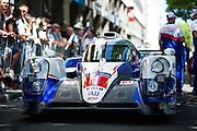 June 8-14, 2015: 24 hours of Le Mans - #1 TOYOTA RACING, TOYOTA TS 040 - HYBRID, Anthony DAVIDSON, Sébastien BUEMI, Kazuki NAKAJIMA