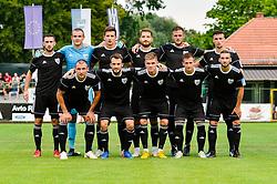 Starting eleven of NS Mura prior football match between NS Mura and NK Domzale in 3rd Round of Prva liga Telekom Slovenije 2018/19, on Avgust 05, 2018 in Mestni stadion Fazanerija, Murska Sobota, Slovenia. Photo by Mario Horvat / Sportida