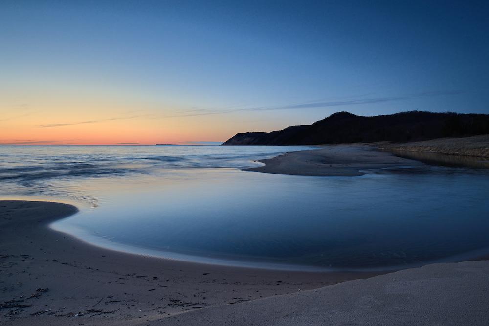 Esch Road Beach<br /> Sleeping Bear Dunes National Lakeshore